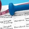 Written fitness programs